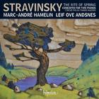 Stravinsky - The Rite of Spring & other works for Piano Duo