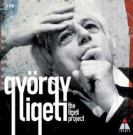 Gyorgy Ligeti: The Ligeti Project (complete) | Warner 2564696735
