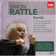 Simon Rattle: Bartok - Orchestral Works