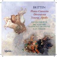 Britten - The Complete Works for Piano & Orchestra | Hyperion CDA67625