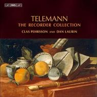 Telemann - The Recorder Collection | BIS BISCD148890