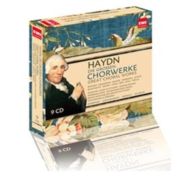 Haydn - Great Choral Works | EMI 9142752