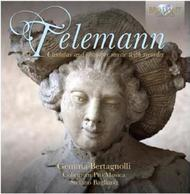 Telemann - Cantatas and chamber music with recorder | Brilliant Classics 94334