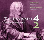 Telemann - Complete Recorder Sonatas | OUR Recordings 8226909