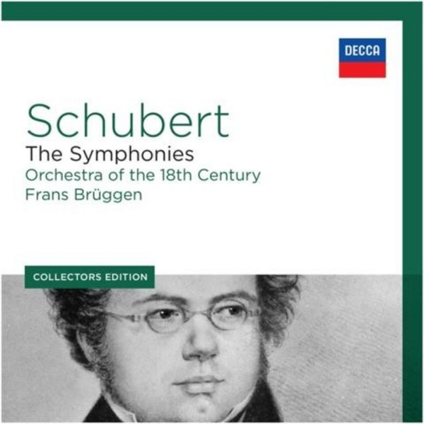 Schubert - The Symphonies