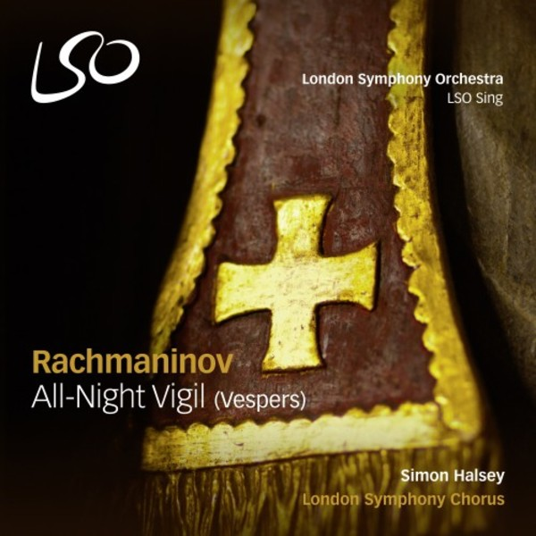 Rachmaninov - All-Night Vigil (Vespers)