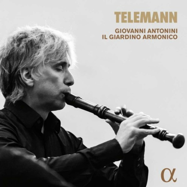 Telemann - Music for Recorder (LP)