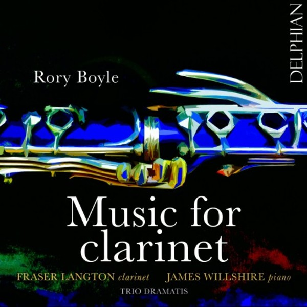 Rory Boyle - Music for Clarinet
