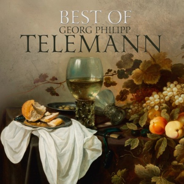 Best of Georg Philipp Telemann | Sony 88985444322