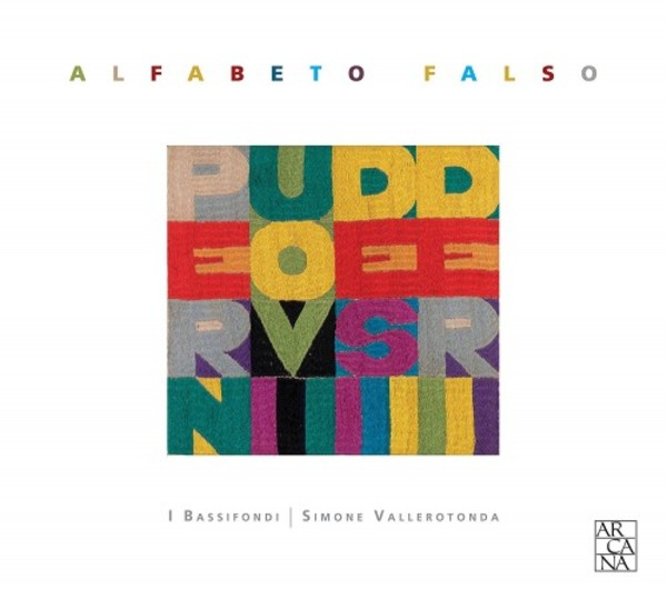 Alfabeto falso: Music for Guitar & Theorbo