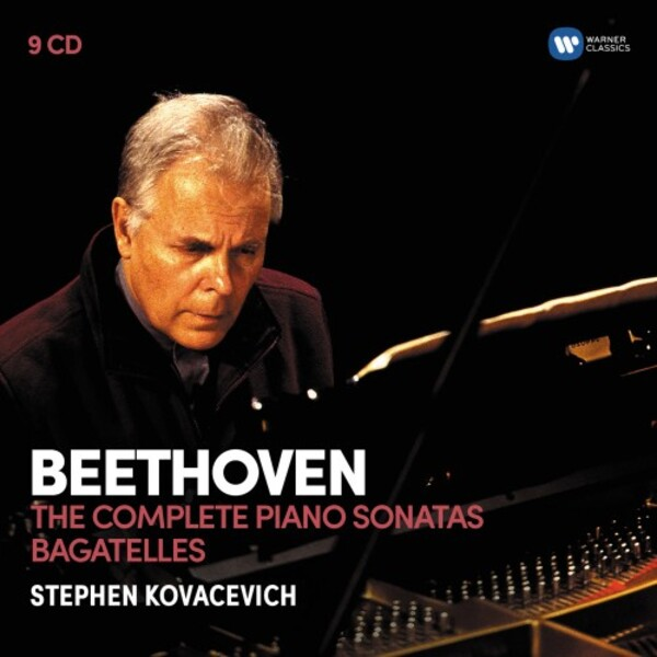 Beethoven - The Complete Piano Sonatas, Bagatelles