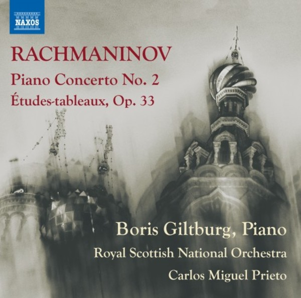 Rachmaninov - Piano Concerto no.2, Etudes-tableaux, op.33