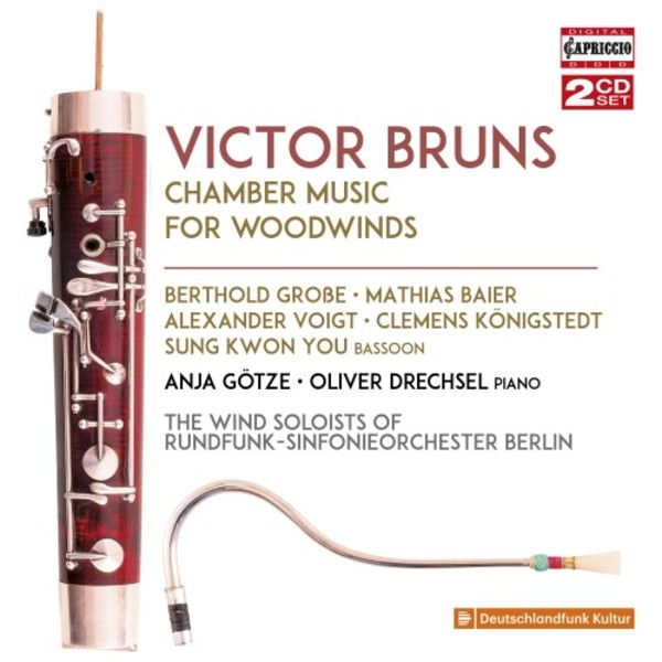 Victor Bruns - Chamber Music for Woodwinds