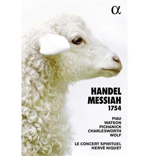 Handel - Messiah (1754)