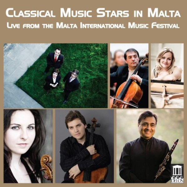 Classical Music Stars in Malta: Live from the Malta International Music Festival